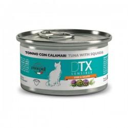 Marpet DTX Sensible - cibo umido per gatti - TONNO E GAMBERETTI