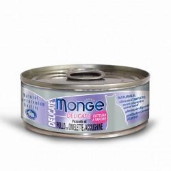 MONGE SUPERPREMIUM - Jelly - cibo umido per gatti da 80 gr.