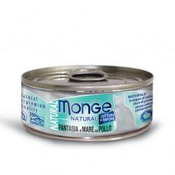 MONGE SUPERPREMIUM - Natural - cibo umido per gatti da 80 gr.