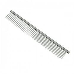 CAMON - Pettine lineare cromato adatto a tutti i tipi di pelo