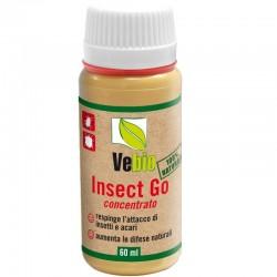 VEBI INSECT GO Bio insetticida - Acaricida concentrato 60 ml