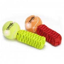 CAMON - Palla da tennis con sonaglio e luci
