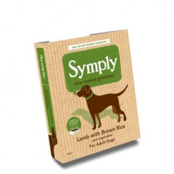 SYMPLY Lamb with Brown Rice - Cibo umido per CANE ADULTO da 395 gr