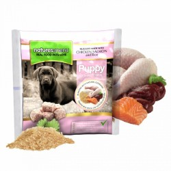 NATURES MENU - DOG NUGGETS PUPPY 1 KG