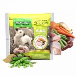 NATURES MENU' chicken nuggets - CIBO SURGELATO PER CANI gusto POLLO CON VERDURE da 1Kg