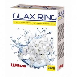 WAVE GLAX RING Anelli in vetro sinterizzato per il filtraggio dell'acqua
