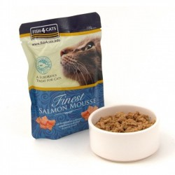 FISH4CATS FINEST MOUSSE - BUSTE DA 100 GR