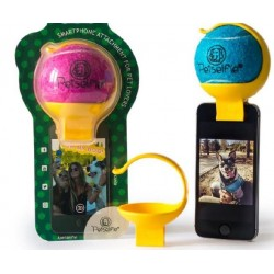FARM COMPANY - PET SELFIE SUPPORTO E PALLA TENNIS PER CANI