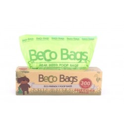 BECOTHINGS - DISPENSER SACCHETTI DI RICAMBIO BIO BECOBAGS 300 pz