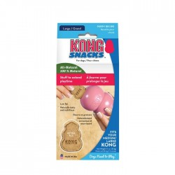 KONG PUPPY SNACKS Small per CUCCIOLI da 200 gr