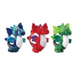 KONG DRAGON KNOTS - GIOCO PELUCHES in CORDA e STOFFA per CANI