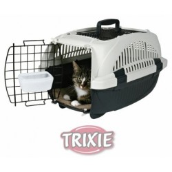 TRIXIE TRANSPORTBOX TRAVELLER ELBA OPEN TOP - TRASPORTINO PER CANI, GATTI E CONIGLI