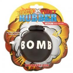Tuffy® Rugged Rubber: Extra Small Bomb Gioco in gomma per cane