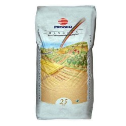 PROGEO BIOFORCE OVAIOLE - Mangime BIOLOGICO per GALLINE OVAIOLE da 25 kg