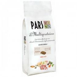 PARS il Multiproteico Maxi Size - Cibo secco per ANIMALI DA COMPAGNIA senza cereali da 8 kg
