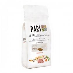 PARS il Multiproteico Medium Size - Cibo secco per ANIMALI DA COMPAGNIA senza cereali da 2 kg