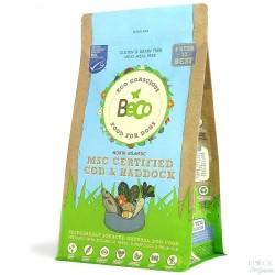 Beco Food - Cibo secco per cane gusto Merluzzo ed Eglefino da 12 kg