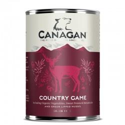 CANAGAN Country Game CIBO UMIDO PER CANE con Selvaggina da 400 gr