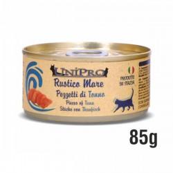 RUSTICO MARE pezzetti di TONNO per GATTO da 85 gr