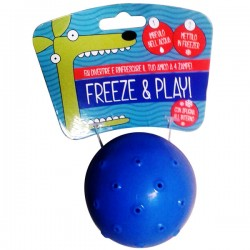 FARM COMPANY - Gioco palla in gomma refrigerante Freeze & Play per CANE