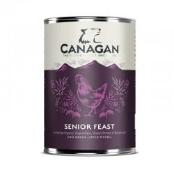 CANAGAN Senior Feast CIBO UMIDO PER CANE con Agnello Gallese da 400 gr