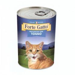 FORTE GATTO BOCCONCINI CON TONNO PER GATTO da 405 gr