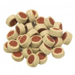 PET REWARDS - Snack per cani ROLL con Salmone e Riso da 150 gr