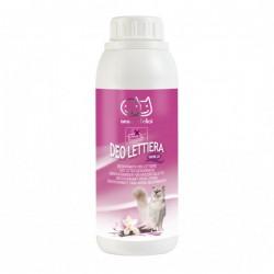 AMICI E FELICI Deo Lettiera Vaniglia - deodorante per lettiera gatto da 400 gr