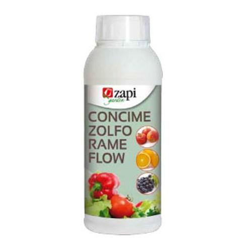 Zapi Garden - Concime Zolfo Rame Flow fungicida liquido 1 kg