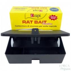 ZAPI RAT BAIT STATION Contenitore di sicurezza per esche topicide