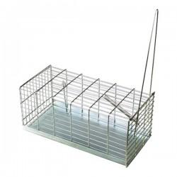 Trappola a gabbia per topi da 30 cm - MEDIA