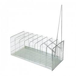 Trappola a gabbia per topi da 40 cm - GRANDE