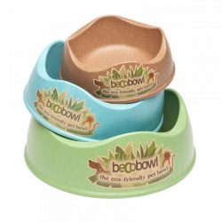BECOTHINGS BECOBOWL Small CIOTOLA Eco-Friendly PER CANE Ø 17cm 0,50 lt