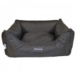 FABOTEX Dreamaway Petit Sofa Boston Black 65x50x20h cm per CANE