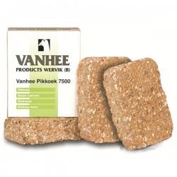 VANHEE PIETRA DA BECCARE PER COLOMBI IN BLOCK (BLOCCO GIALLO) 6x620gr