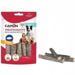 CAMON Snack Roll di pesce con Merluzzo per Cane da 80gr