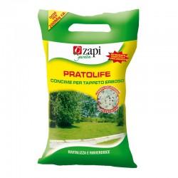 ZAPI PRATOLIFE Concime per tappeto erboso a lenta cessione da 4kg per 200mq