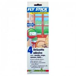 ECOCLAC Fly Stick Vetri contro mosche vespe zanzare cimici 4pz