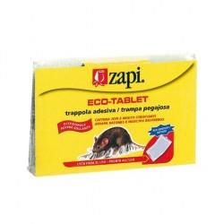 Zapi Eco-Tablet Trappola per totpi adesiva pronta all'uso