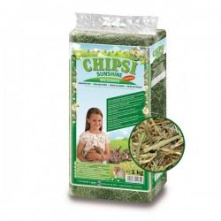 FIENO DI CAMPO CHIPSI SUNSHINE da 1kg Mangime per roditori e piccoli animali