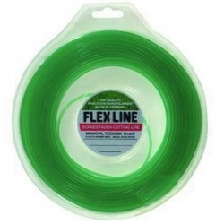 FLEXLINE Filo Rotondo per tagliabordi / decespugliatore Ø2,4mm x 90mt