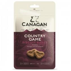 CANAGAN Country Game Biscuit Bakes - Biscotti per Cane con selvaggina e patata dolce SENZA CEREALI da 150gr