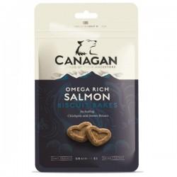 CANAGAN Omega Rich Salmon Biscuit Bakes - Biscotti per Cane con Salmone e patata dolce SENZA CEREALI da 150gr
