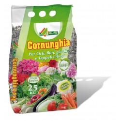 AL.FE CORNUNGHIA Kg. 2,5 Concime organico azotato