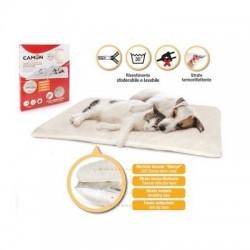 CAMON Tappetino Premium con effetto auto-riscaldante 64x49 cm per Cane e Gatto