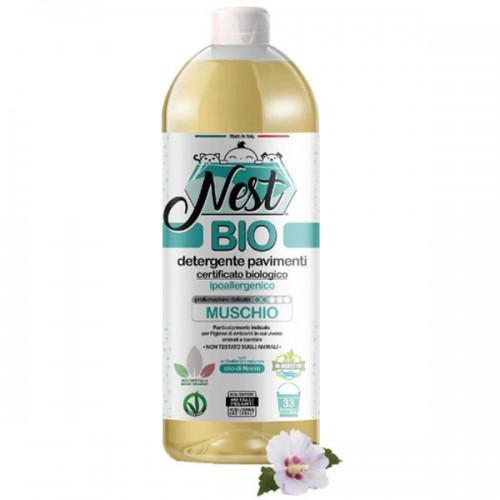 Nest BIO Detergente Pavimenti Profumo Muschio 1 Lt Biologico