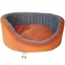 UNITEX 10060AR Cuccia per Cane e Gatto 60x45x18h cm