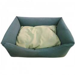 SPILLIDEA Cuccia in tessuto nanotecnologico per Cane e Gatto 60x45x22h cm