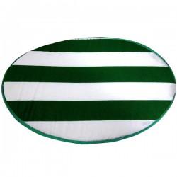 TUCANO APUS55-C Materassino ovale per Cuccia Cane 49x32x2h cm