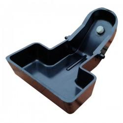 Base per Abbeveratoio automatico a vaschetta in bachelite da 12 cm